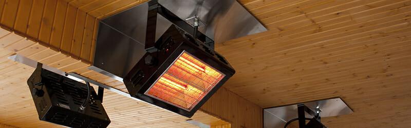 Les types d'appareils de chauffage électrique